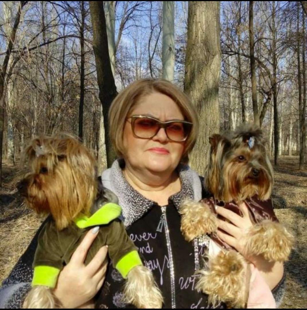 Елена Труфанова - домохозяйка